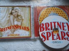Britney Spears Circus Cd - comprar online