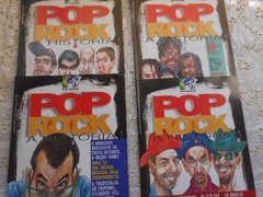 Pop Rock A História Volume 1 Ao 4 Revistas Mtv Perfeitas