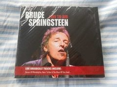 Bruce Springsteen Live To Air Cd Duplo Original Lacrado