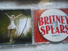 Britney Spears Circus Cd - Ventania Discos