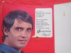 Roberto Carlos Caneta Sheaffer O Calhambeque Disco Flexi 7 na internet