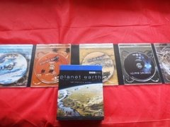 Planet Earth The Complete Series 5 Disc Set Blu-Ray Importad na internet