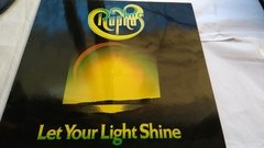 Vinil Ruphus Let Your Light Shine Lp Rock Importado Raridade