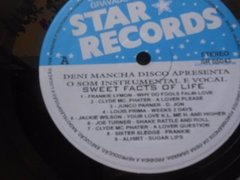 Imagem do Vinil Mancha Apresenta Sweet Facts Of Life Duplo Samba Rock