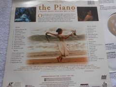 The Piano 3 Oscar Laserdisc Duplo Holly Hunter Harvey Keitel na internet