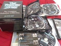 The Twilight Zone Complete Definitive Collection 28 Dvd Set na internet
