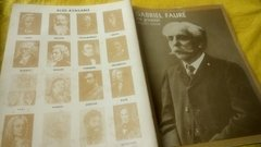 Gabriel Fauré His Greatest Piano Solos Partitura Original - loja online