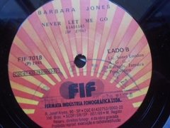 Vinil Barbara Jones A Rainha Do Reggae Compacto Nacional - Ventania Discos