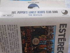 The Beatles Sgt. Pepper'S Lonely Hearts Club Band Fita K7 - Ventania Discos
