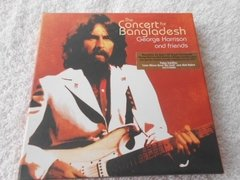 George Harrison The Concert For Bangladesh Box Duplo Encarte