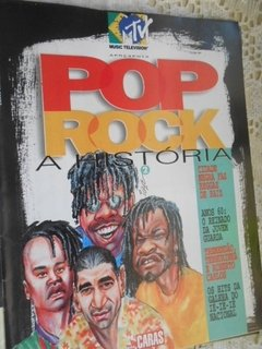 Pop Rock A História Volume 1 Ao 4 Revistas Mtv Perfeitas na internet