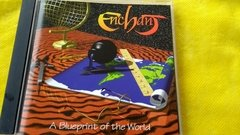 Enchant A Blueprint Of The World Cd Original Rock Importado - Ventania Discos