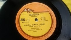 Gretchen Conga Conga Conga Give Me Love Compacto Argentina - comprar online