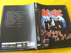Ac/Dc Dvd Highway To Hell Dvd Original Encarte Int. Perfeito na internet
