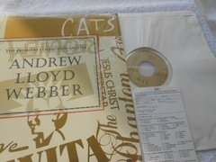 Andrew Lloyd Webber The Premiere Collection Encore Laserdisc - loja online