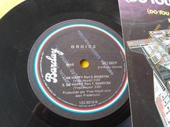 Vinil Droids Do You Have The Force Be Happy Compacto Duplo - Ventania Discos