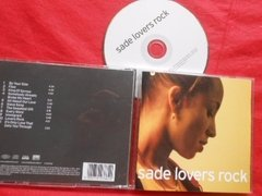 Sade Lovers Rock Live Promise Diamond Life Stronger 5 Cd'S - loja online