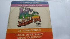 Kc And The Sunshine Band I'M Your Boogie Man Compacto Duplo - comprar online
