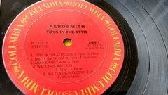Vinil Aerosmith Toys In The Attic Lp Rock Importado Oferta na internet