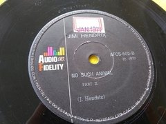 Vinil Jimi Hendrix No Such Animal Part I E Ii Compacto 1970 - comprar online
