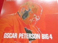 Imagem do Oscar Peterson Big 4 Norman Granz Jatp '83 Live Japan Laser