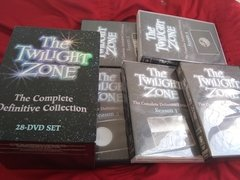 The Twilight Zone Complete Definitive Collection 28 Dvd Set