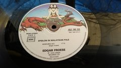Imagem do Edgar Froese Epsilon In Malaysian Pale Lp Rock Importado