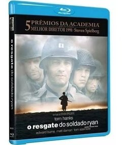 O Resgate Do Soldado Ryan Bluray Tom Hanks Matt Damon