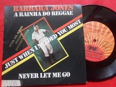 Vinil Barbara Jones A Rainha Do Reggae Compacto Nacional