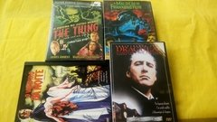 Vampiro Da Noite Drácula The Thing Etc 4 Dvds Terror Oferta