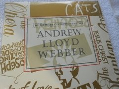 Andrew Lloyd Webber The Premiere Collection Encore Laserdisc - comprar online