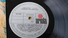 Amanda Lear Diamonds For Breakfast Lp Oferta na internet