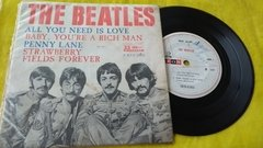 The Beatles All You Need Is Love Penny Lane Compacto Duplo