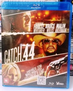 Catch 44 Bluray Original Forest Whitaker Bruce Willis