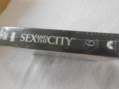 Sex And The Sity 6 A Temporada Final Box Novo Original 5 Dvd - Ventania Discos
