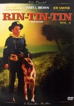 Rin-Tin-Tin Vol. 3 Dvd Original Joe Sawyer E Lee Aaker