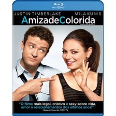 Amizade Colorida Bluray Original Mila Kuns Justin Timberlake