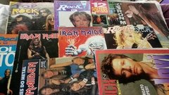 Bon Jovi Iron Maiden The Rollins Stones Etc 10 Posters Rock