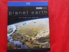 Planet Earth The Complete Series 5 Disc Set Blu-Ray Importad