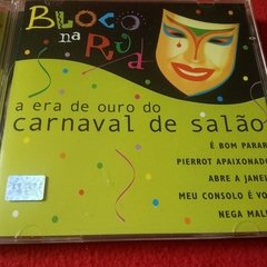 A Era De Ouro Do Carnaval De Salão Cd Seminovo