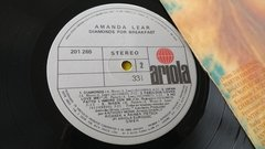 Amanda Lear Diamonds For Breakfast Lp Oferta - Ventania Discos
