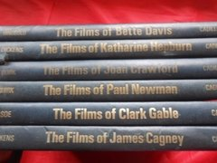 The Films Of Bette Davis Clark Gable Joan Crawford 6 Livros