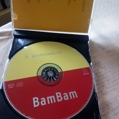 As Preferidas Do Bambam Cd Original Coletânea - comprar online