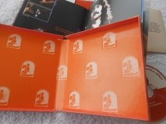 George Harrison The Concert For Bangladesh Box Duplo Encarte - Ventania Discos