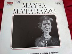 Imagem do Vinil Maysa Matarazzo Barquinho Lp Made In Argentina Oferta