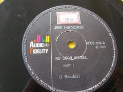 Vinil Jimi Hendrix No Such Animal Part I E Ii Compacto 1970