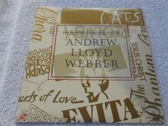 Andrew Lloyd Webber The Premiere Collection Encore Laserdisc