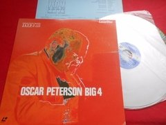 Oscar Peterson Big 4 Norman Granz Jatp '83 Live Japan Laser
