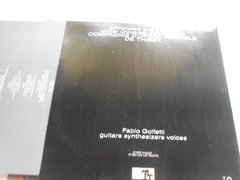 Glissando Spirit Invisibleopera Tropical Version Golfetti Lp - comprar online
