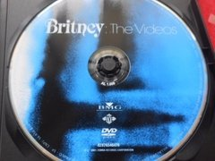 Britney The Videos - Dvd Original Confira!! - Ventania Discos